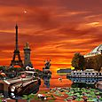 Paris Island of France